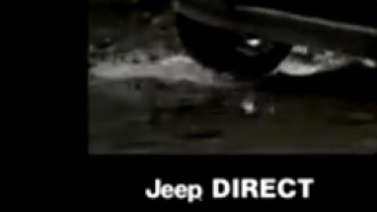 Tim Hartt Jeep Commercial