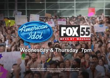Tim Hartt American Idol Promo